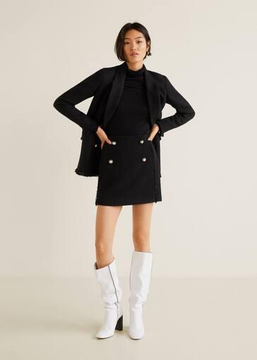 great deals best cheap available Tweed miniskirt
