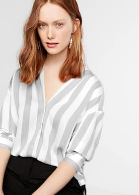 1362c6b0d7c Flowy striped blouse - General plane