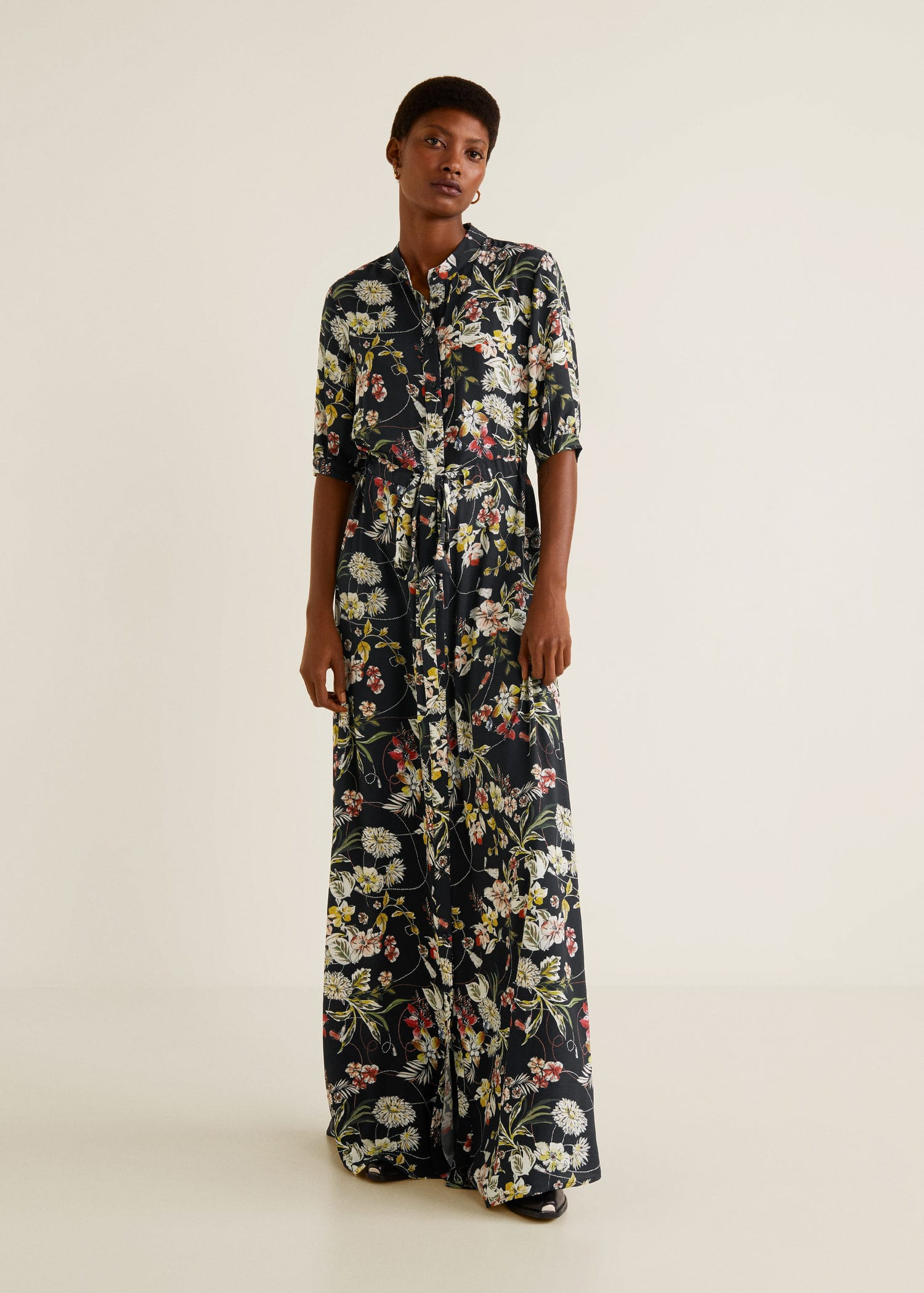 Vestidos largos de punto baratos