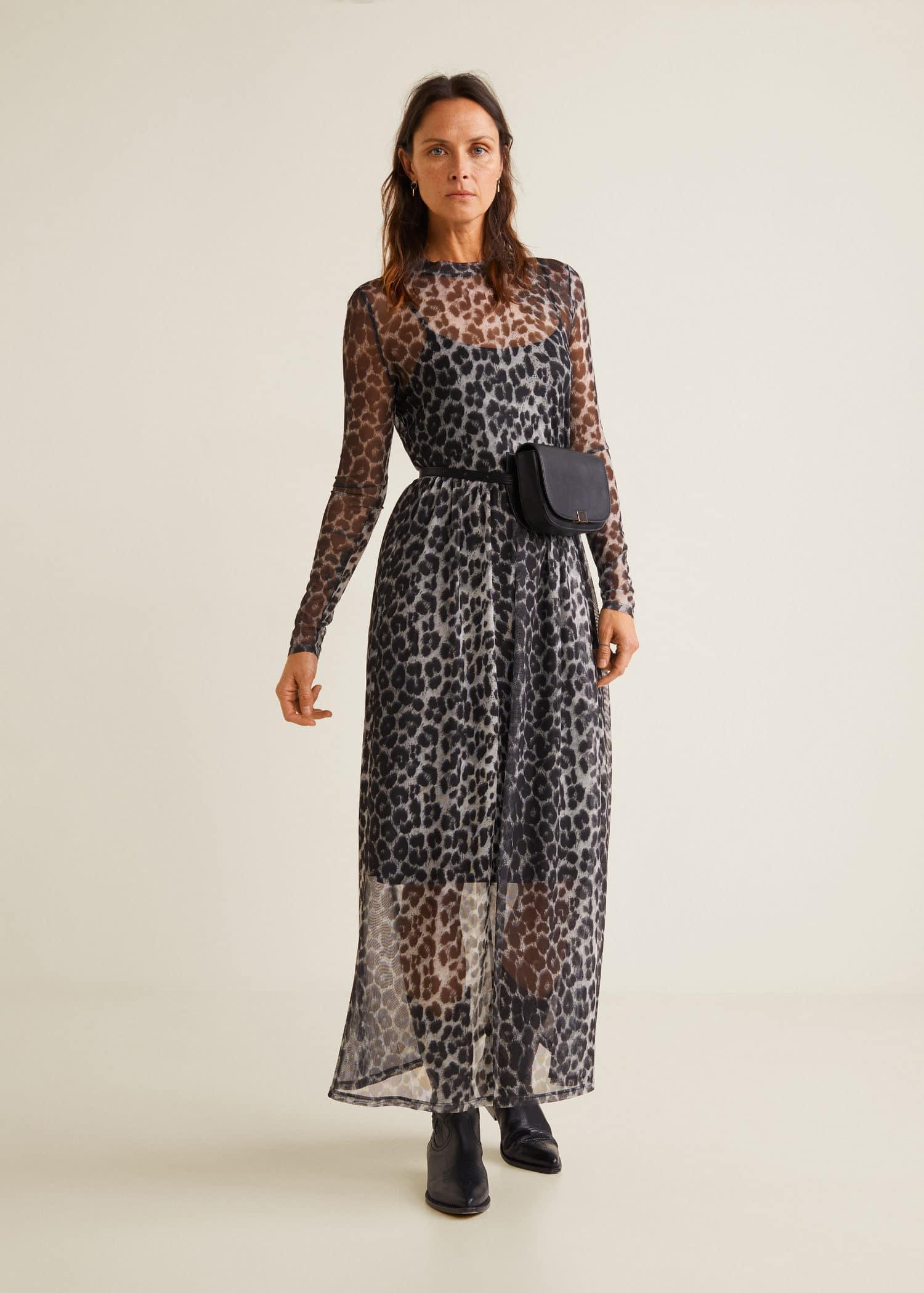 Vestidos fiesta en mango 2019