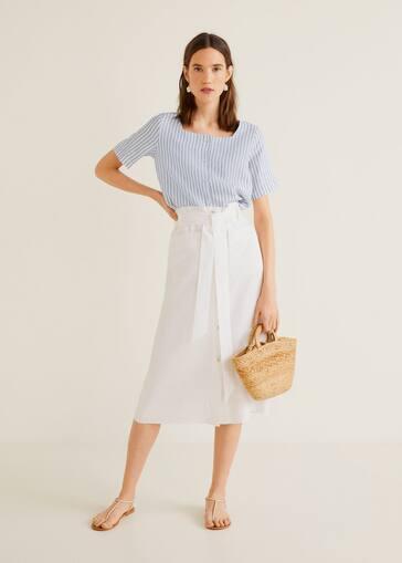 6bee377bcd4 Camisas de Mujer 2019 | Mango España