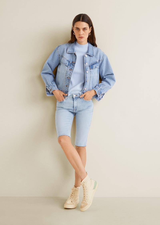 f42b763aef3dbb Short pour Femme 2019 | Mango France