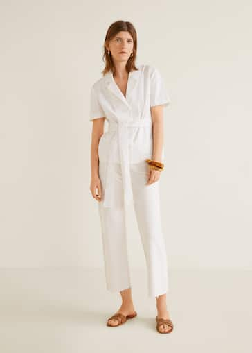 4a2116e36048 Lightweight cotton blouse - General plane