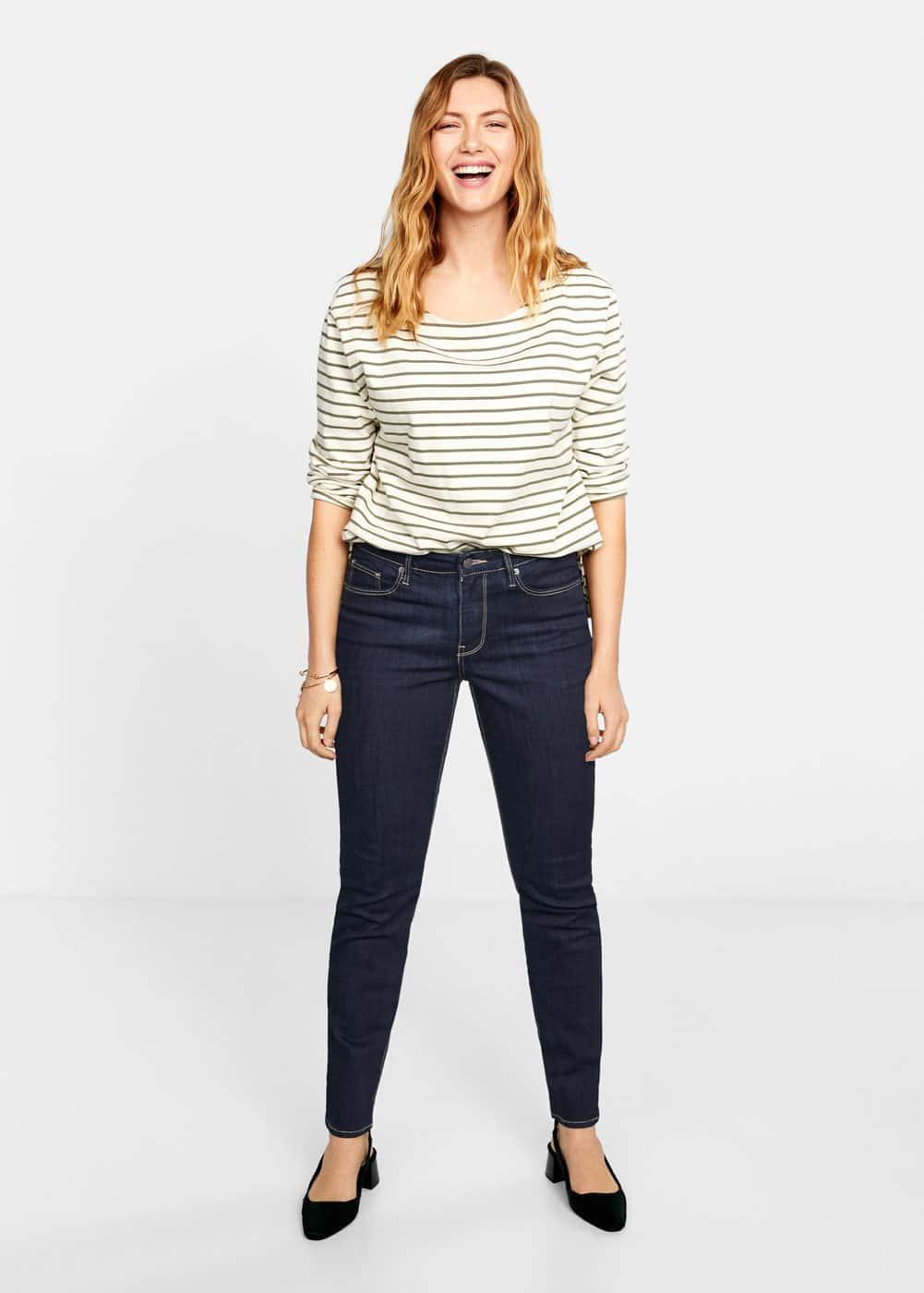 Mango - Slim Fit Jeans Susan - 1
