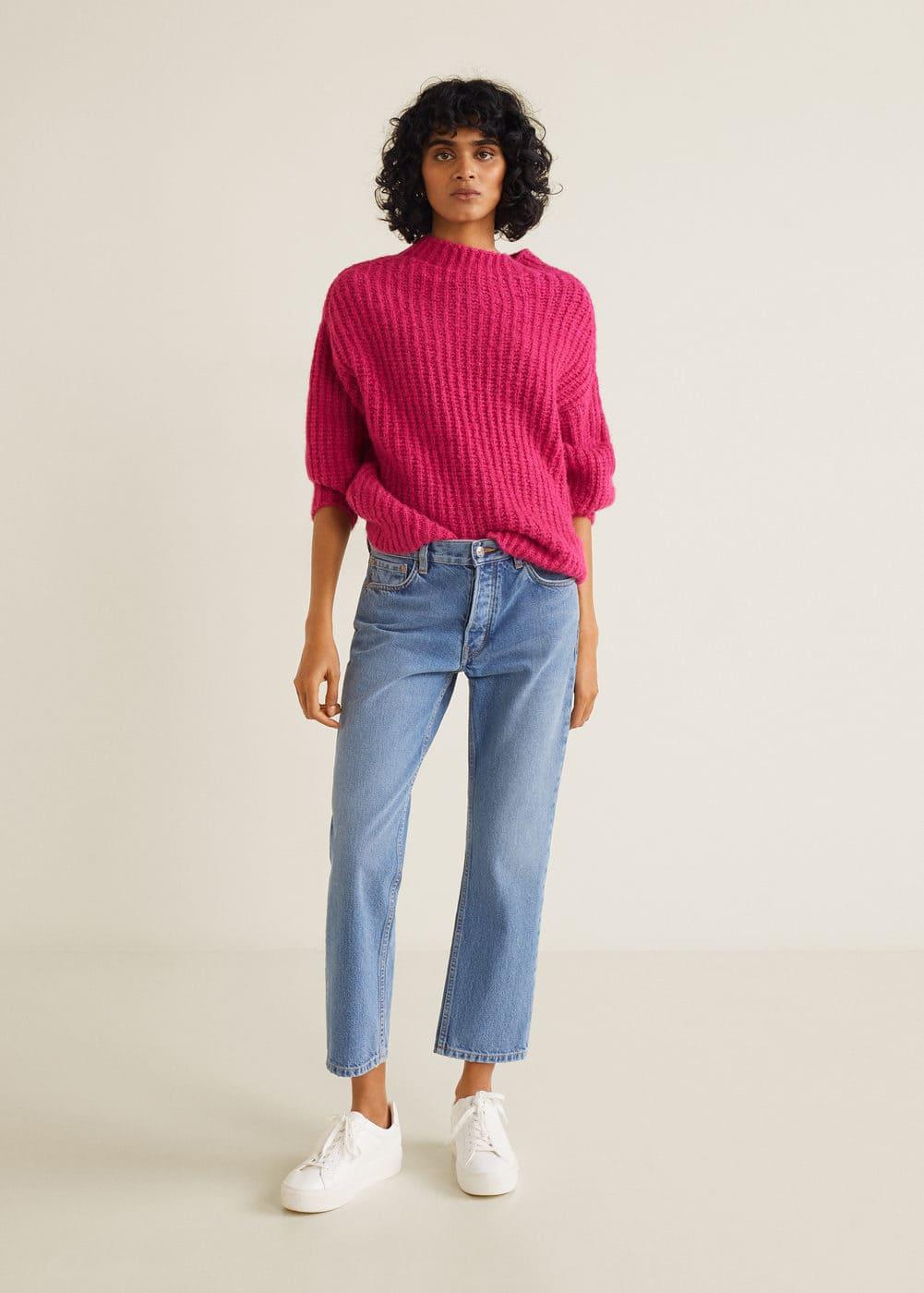 Mango - Chunky-knit sweater - 2