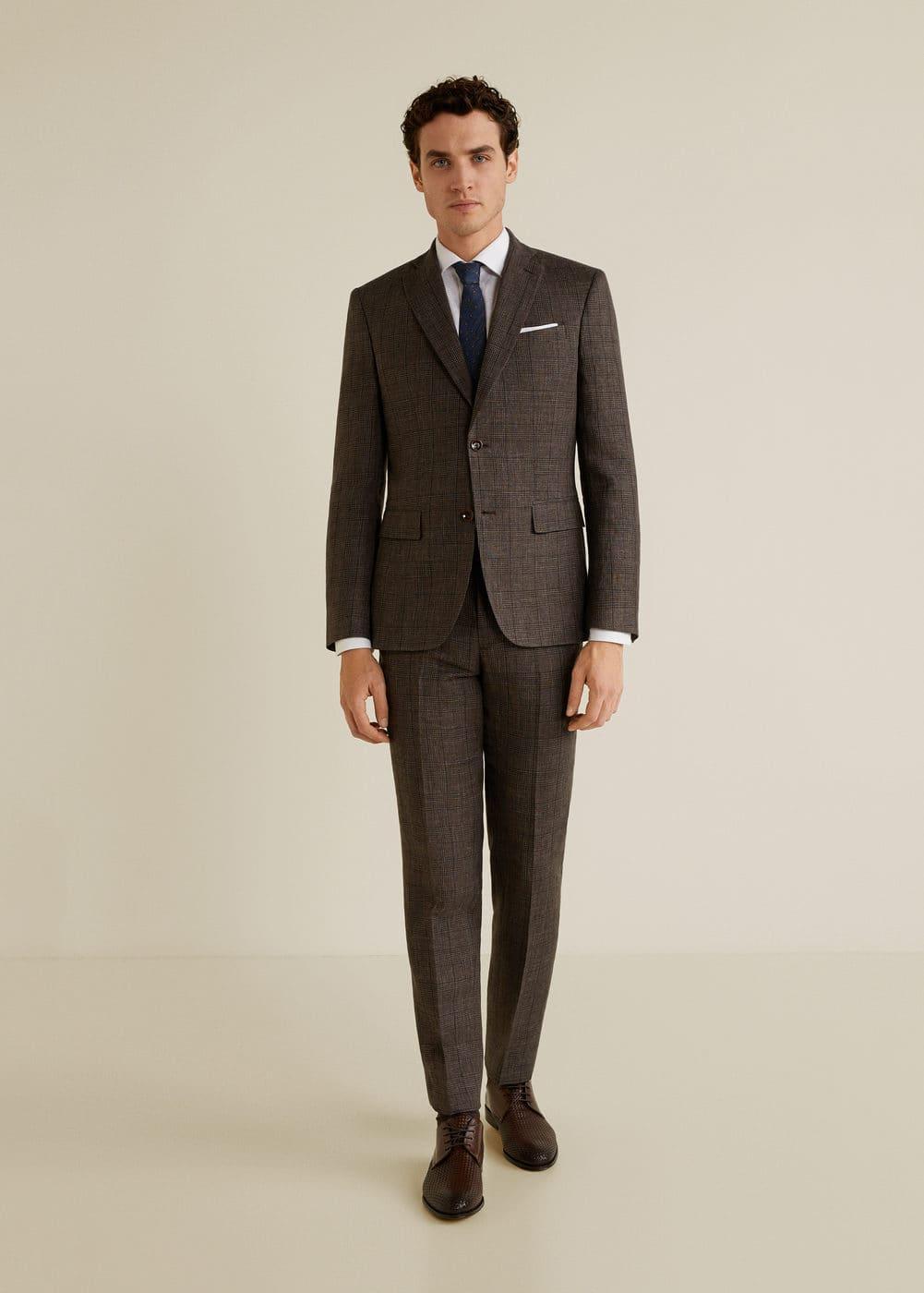Mango - Tailored Slim Fit-Hemd aus Leinen - 2
