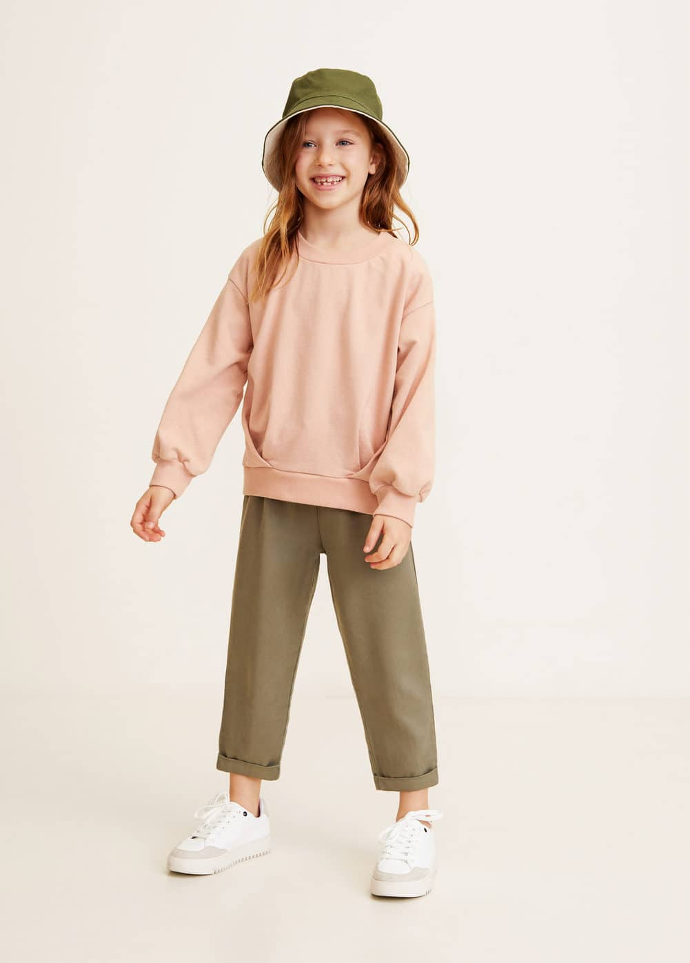 Mango - Sweat-shirt détails froncés - 2