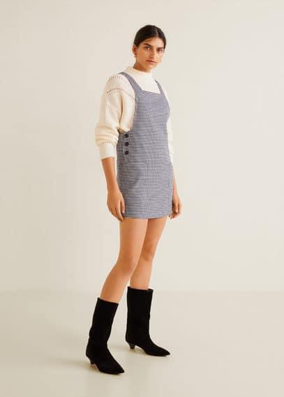 Платье в гусиную лапку - Polo