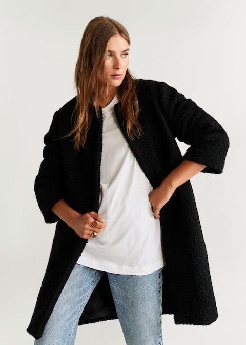 vente en magasin 10dff 572be Manteau pour Femme 2019 | Mango France