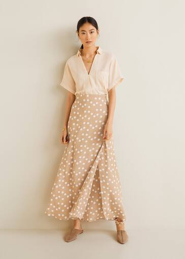 7b3793177 Largas - Faldas de Mujer 2019 | Mango España