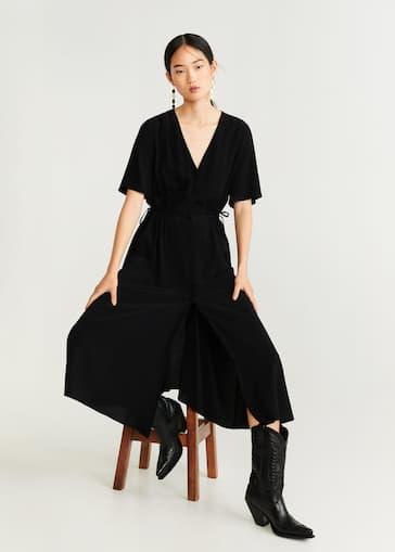 bbe4537f74b Μίντι - Φορέματα for Γυναίκα 2019 | Mango ΜΑΝΓΚΟ Ελλάδα
