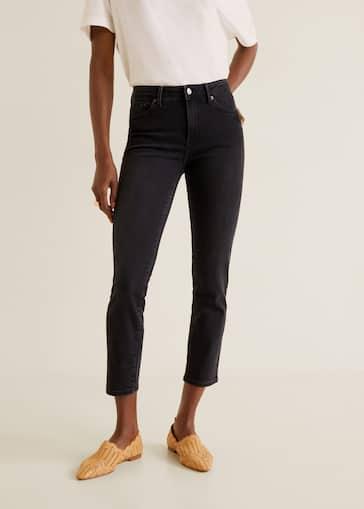 online store 15e89 d1e1b Jeans für Damen 2019 | Mango Deutschland