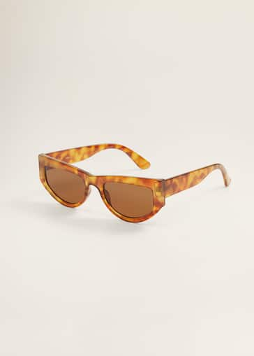 37a42776f427 Tortoiseshell retro sunglasses - Women | Mango United Kingdom