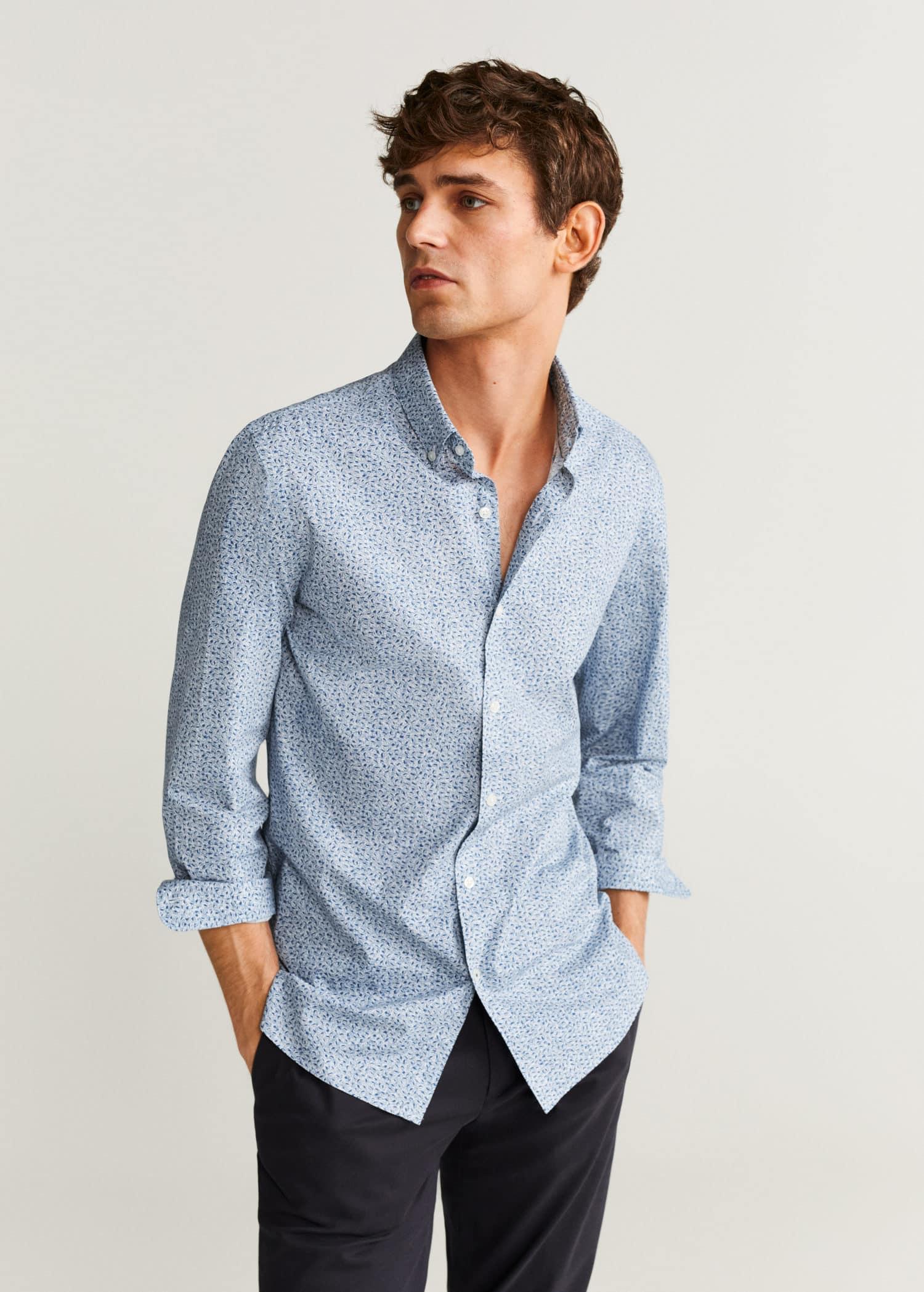 Camisas de Hombre 2020 | Mango Man España