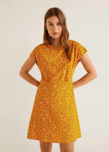 bc6d7819c02d66 Dresses for Women 2019 | Mango United Kingdom