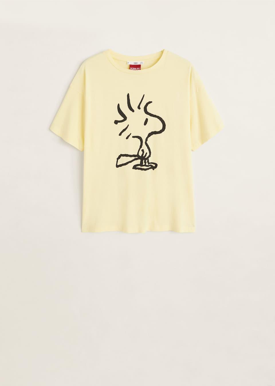 new style 0e3b9 e2b6b T-shirt peanuts - Damen | Mango Deutschland