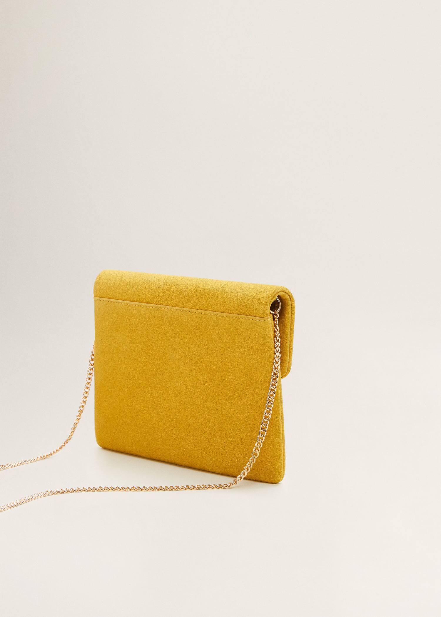 09df20019fe31 Mango Deri zarf çanta 1 Mango Deri zarf çanta 3 ...