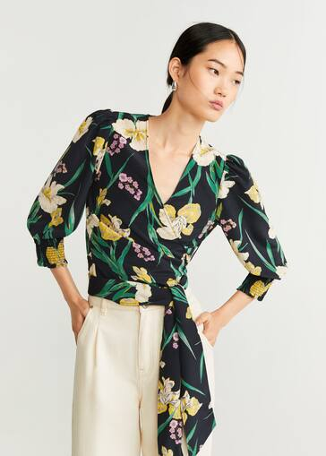 c7f6fe0a91b6 Camisas de Mujer 2019 | Mango España