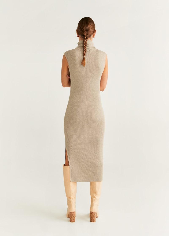 classcic prix favorable style populaire Longue - Robe pour Femme 2019 | Mango France
