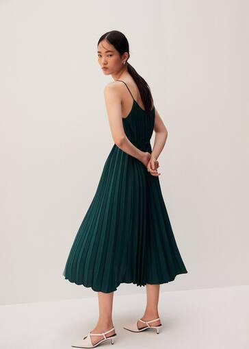 9507b27a3bbe Fiesta - Vestidos de Mujer 2019 | Mango España