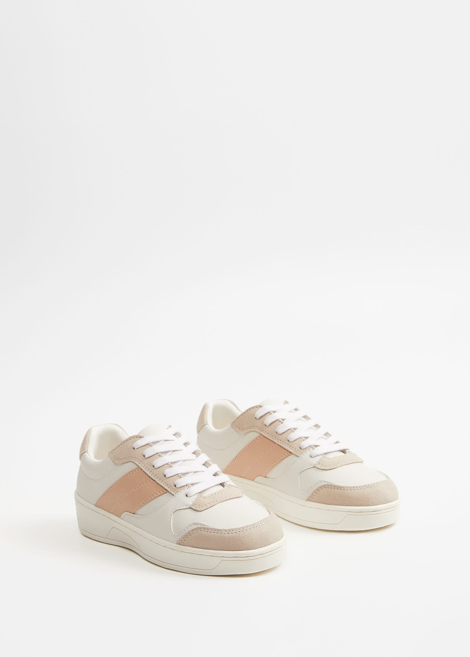 Lace Leather Shoes Sneakers Up Plus SizesVioleta By QrCoeWEdBx