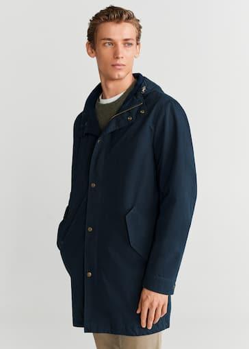 seleccione para el último la mejor calidad para varios estilos Abrigos de Hombre 2019 | Mango Man España