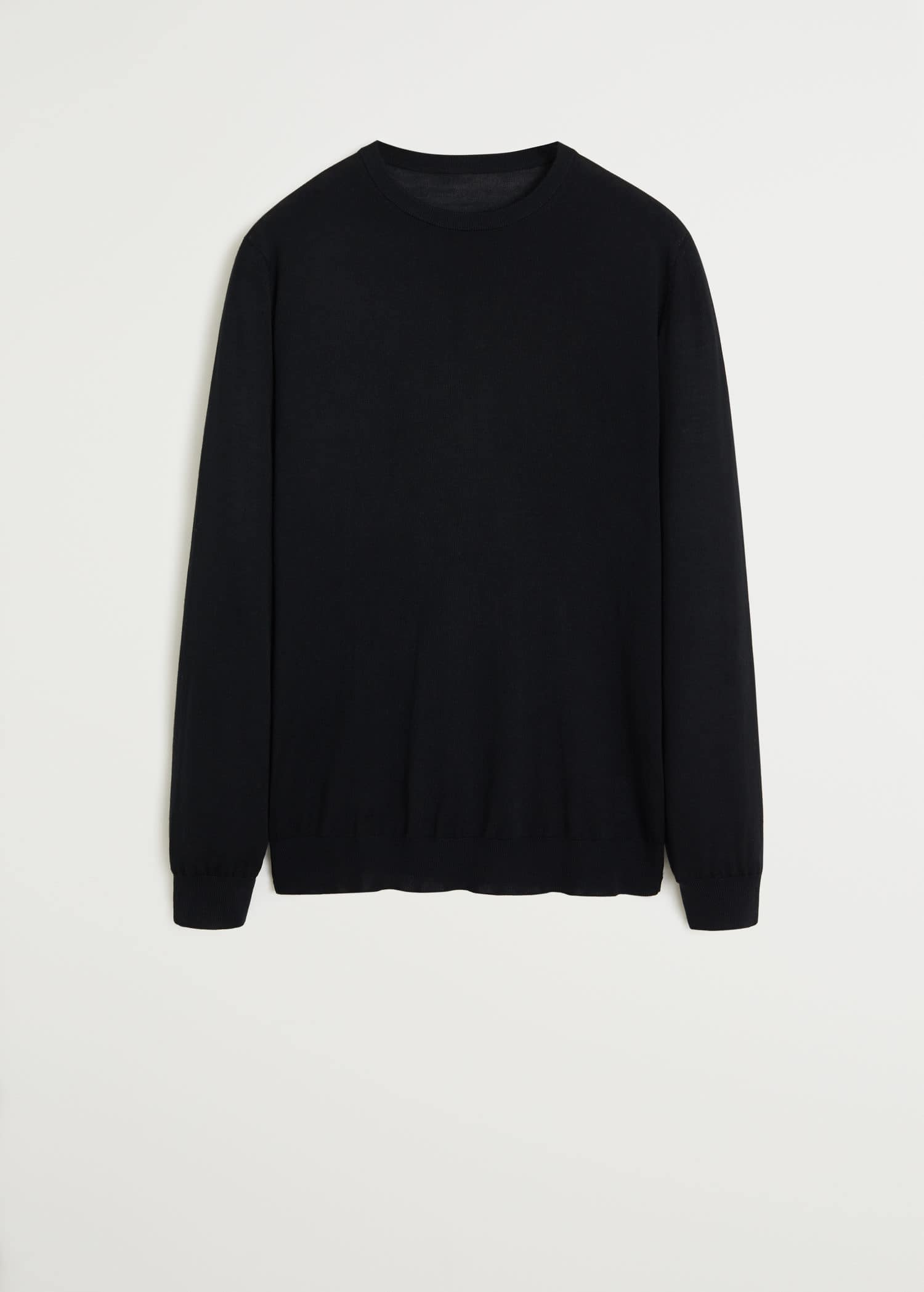 Pull en laine avec Zip