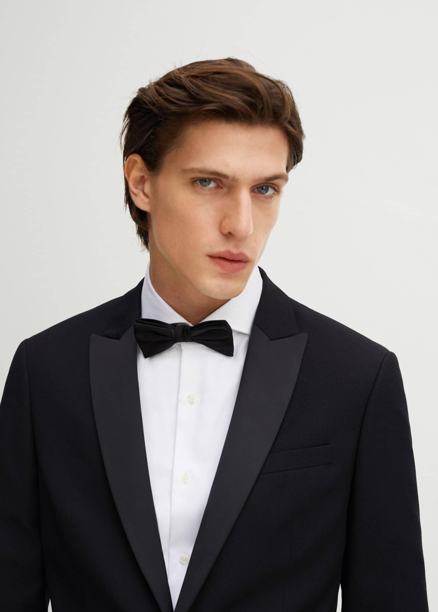 Super slim fit dress jakke Menn | Mango Man Norge