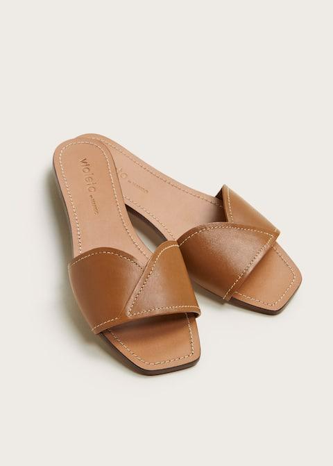 Sandales plates RÉF. 53135797-LINDA-LV
