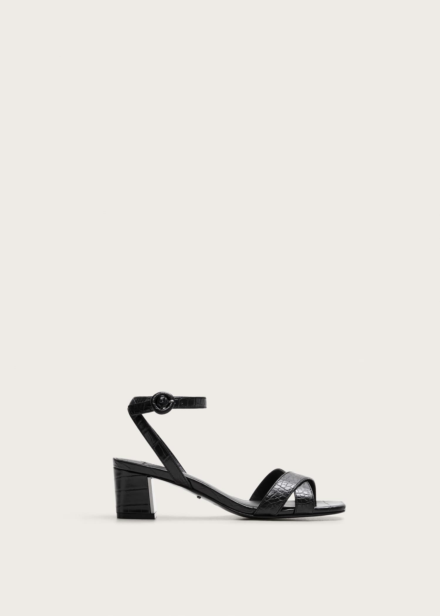 Strappy heeled sandals - Shoes Plus