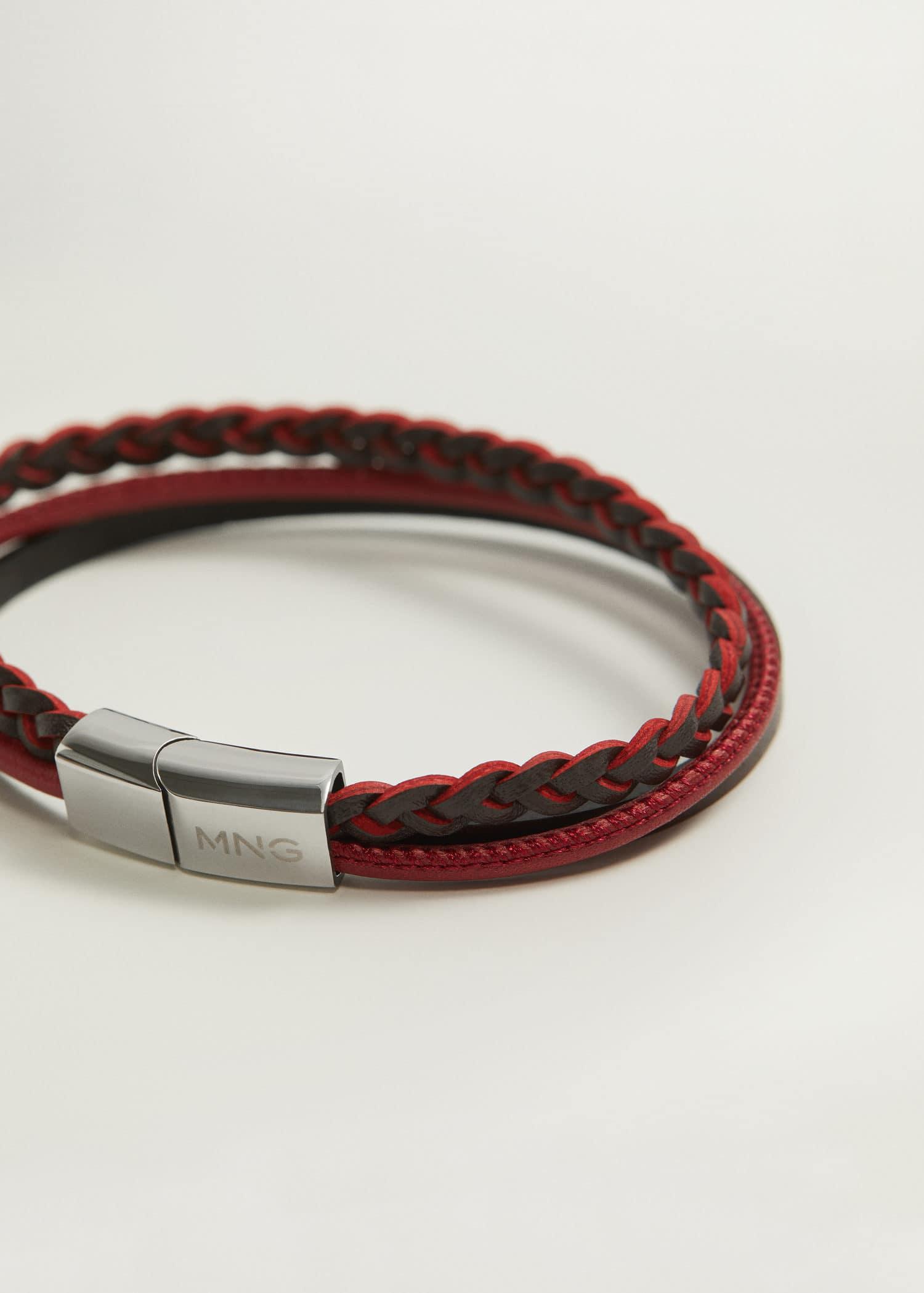 mango bracelet homme