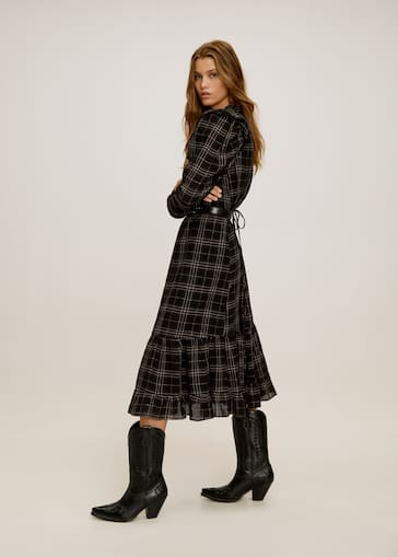 e2e2bb75 Sukienki dla Kobieta 2019   Mango Polska
