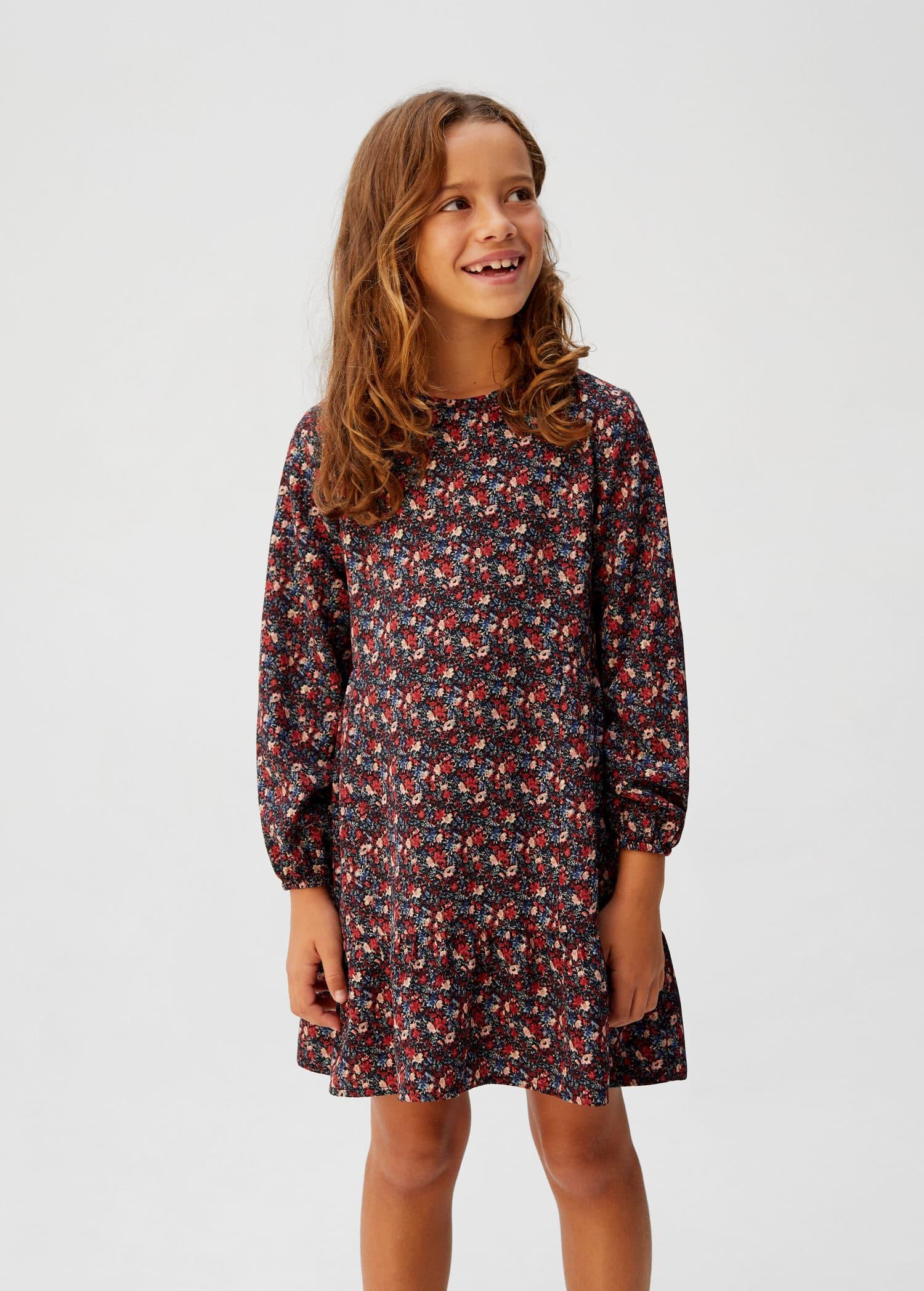 Spagetti rem klänning Flicka   OUTLET Sverige