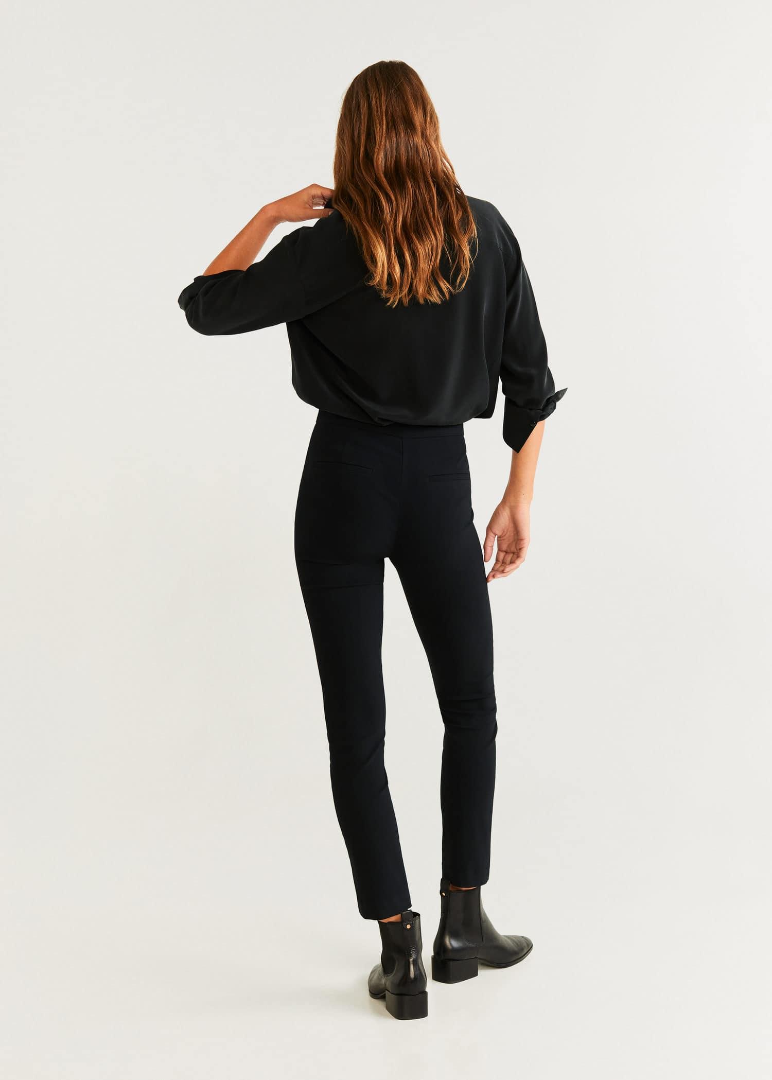 la meilleure attitude 5a24c fb083 Pantalon pour Femme 2019   Mango France