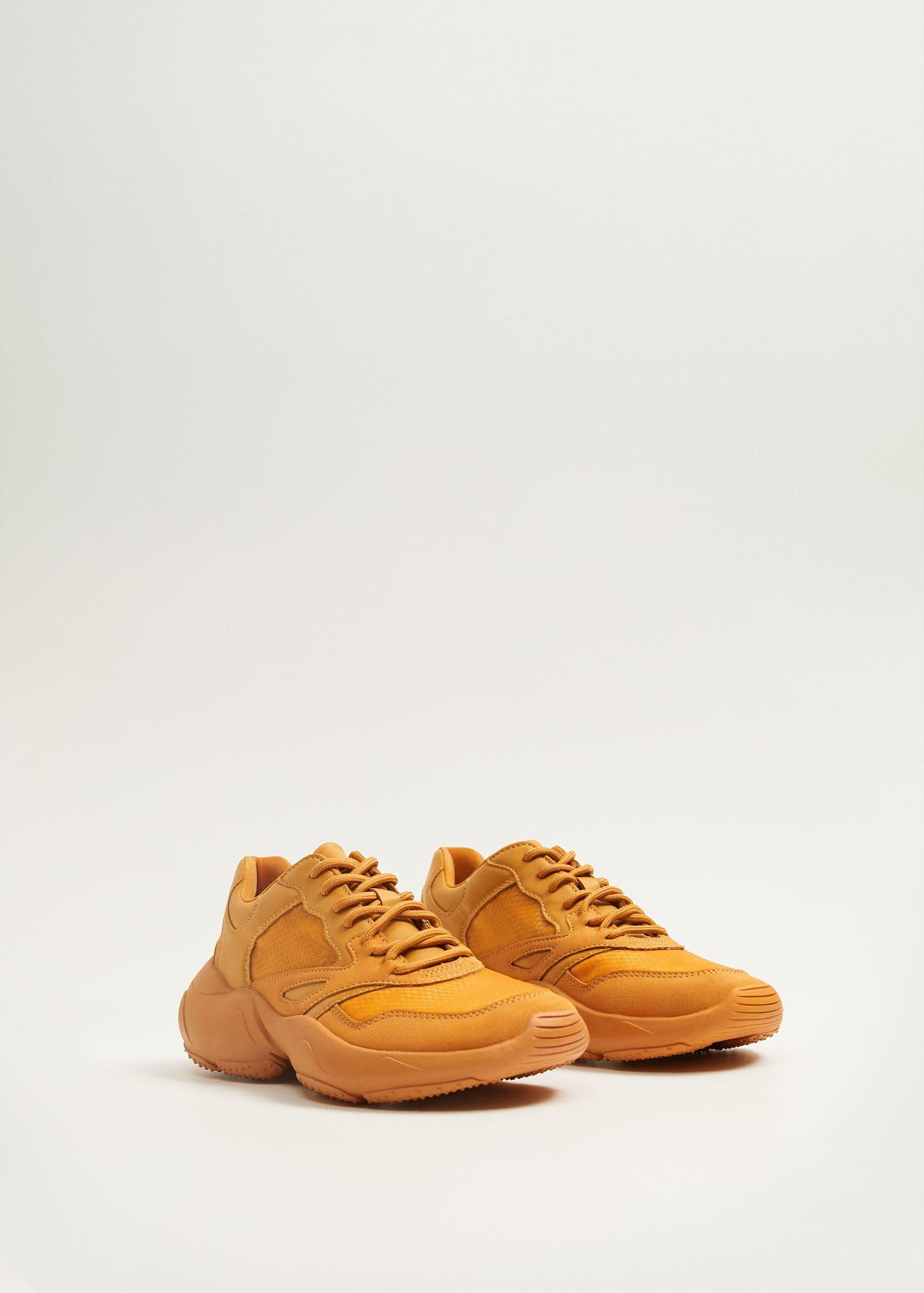 zapatillas asics hombre vestir mango