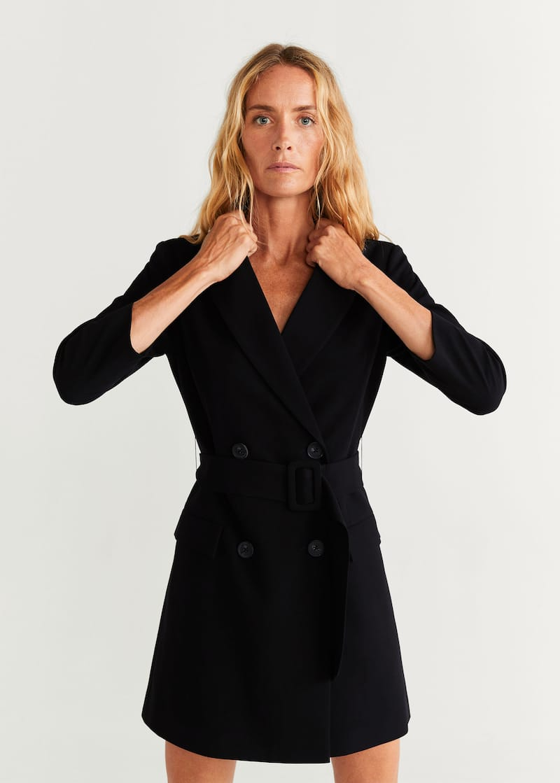 nouveau style f4d25 4da1f Robe pour Femme 2019 | Mango France