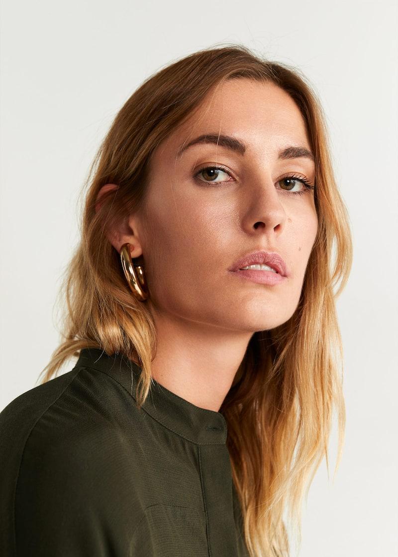 outlet store ecdf4 1c7a0 Camicie da Donna 2019 | Mango Italia