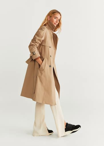 vente en magasin 6e989 761c1 Manteau pour Femme 2019 | Mango France