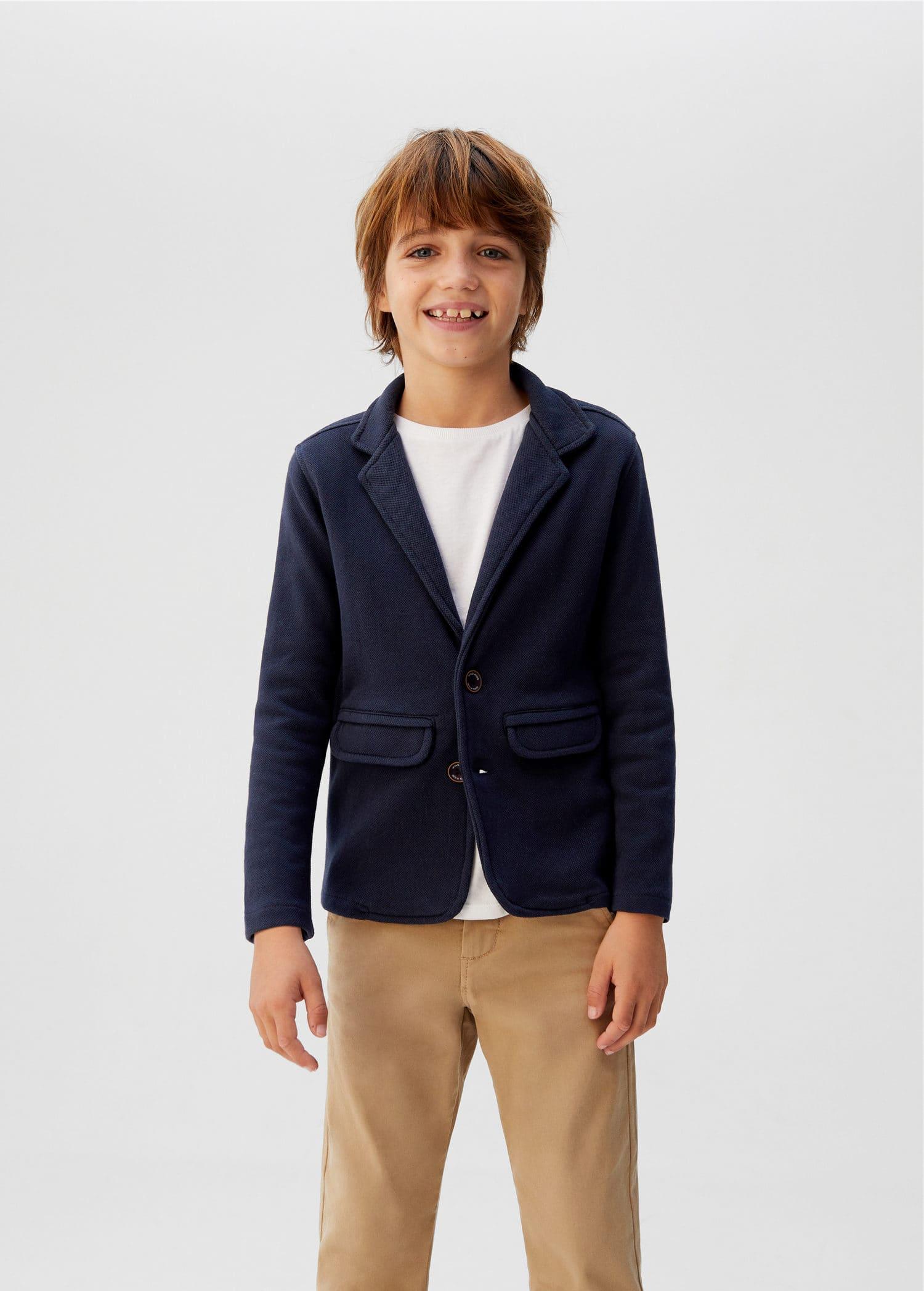on sale 08d03 281ad Giacche da Bambino 2019 | Mango Kids Italia