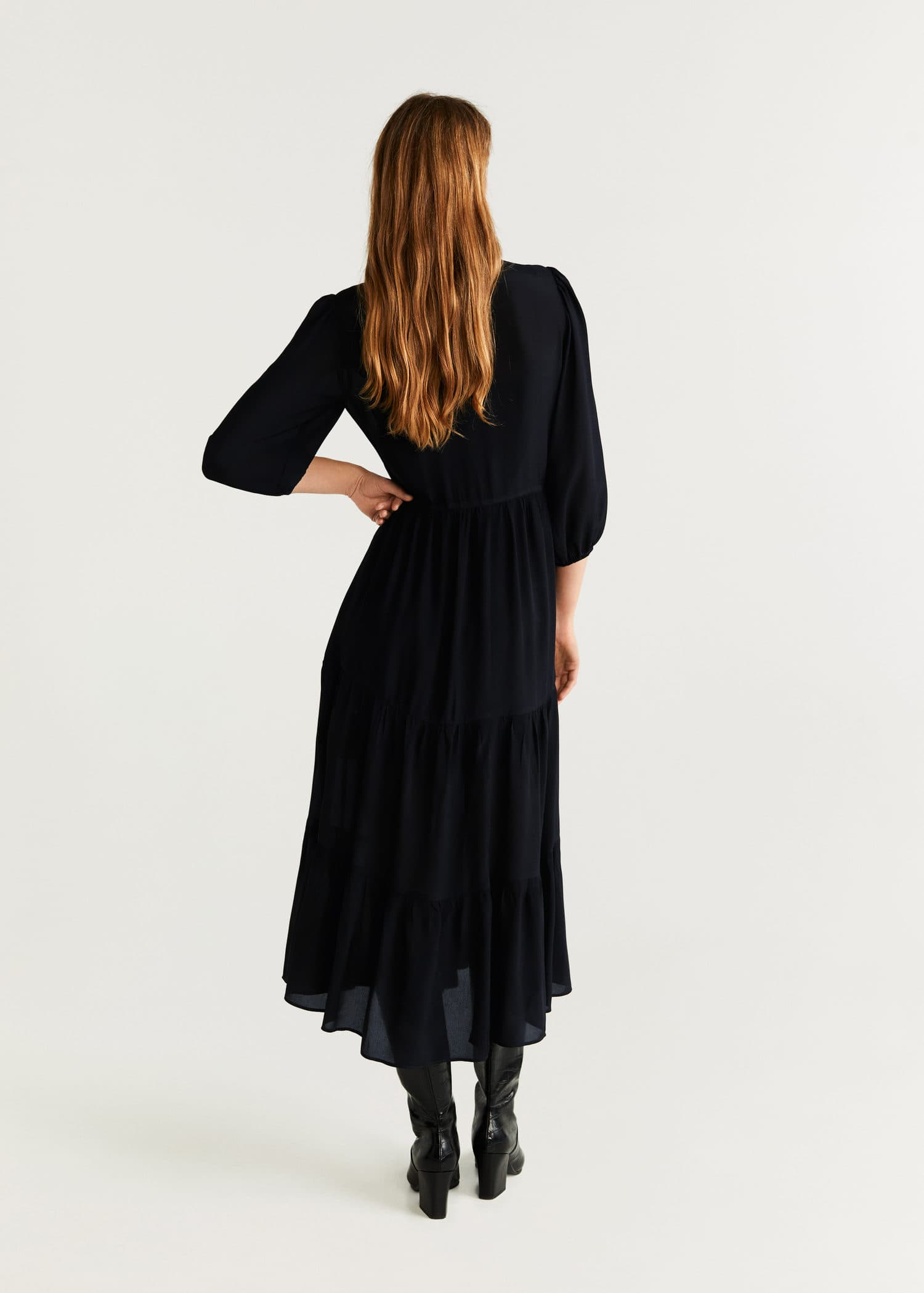 Largos Vestidos De Mujer 2019 Mango España