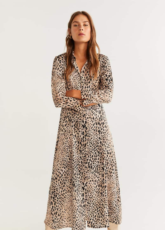 gama muy codiciada de brillo encantador muchas opciones de Largos - Vestidos de Mujer 2019 | Mango España