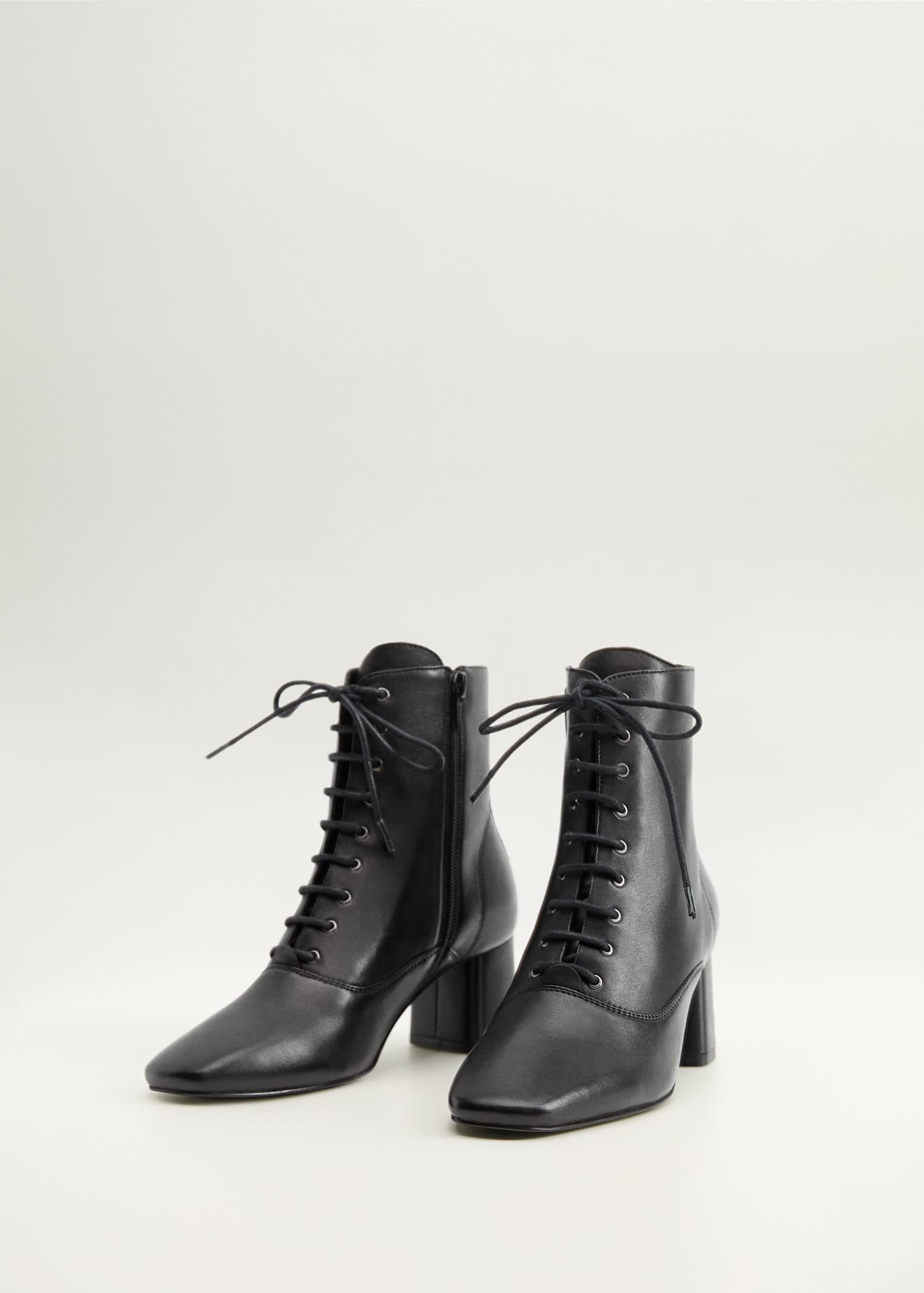 Damen Schuhe Stiefeletten Cowboystiefel Stiefel Braun