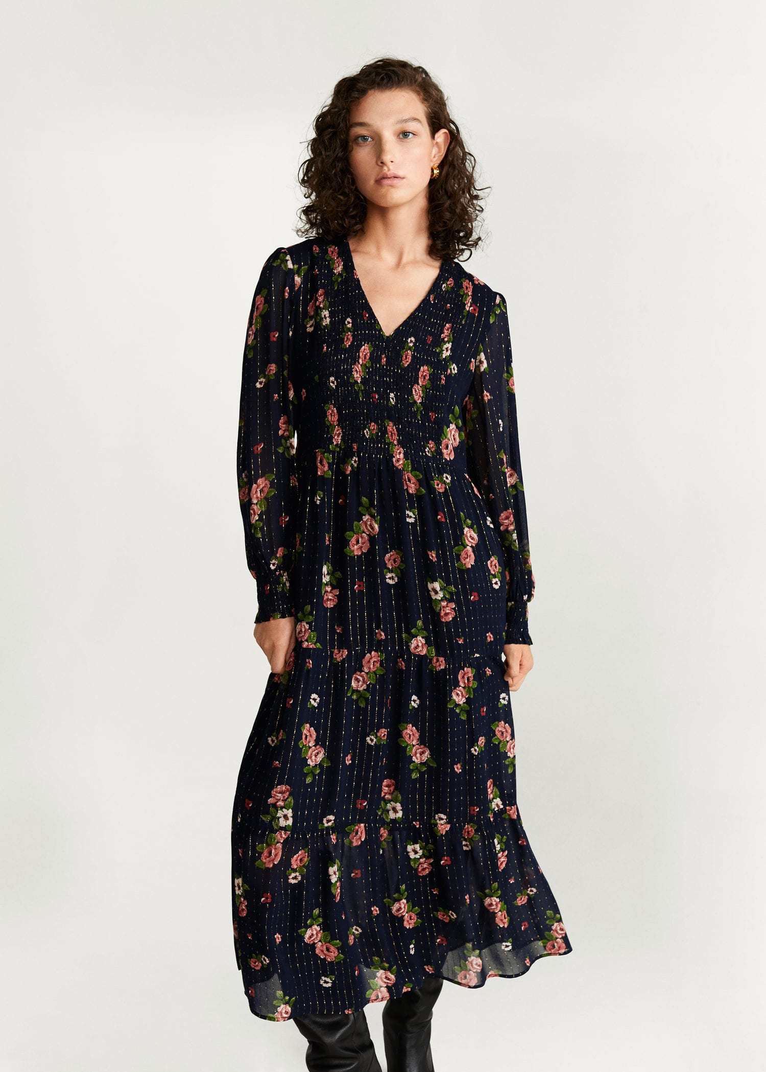 meilleurs tissus mieux choisir nouveaux produits pour Robe pour Femme 2019 | Mango France