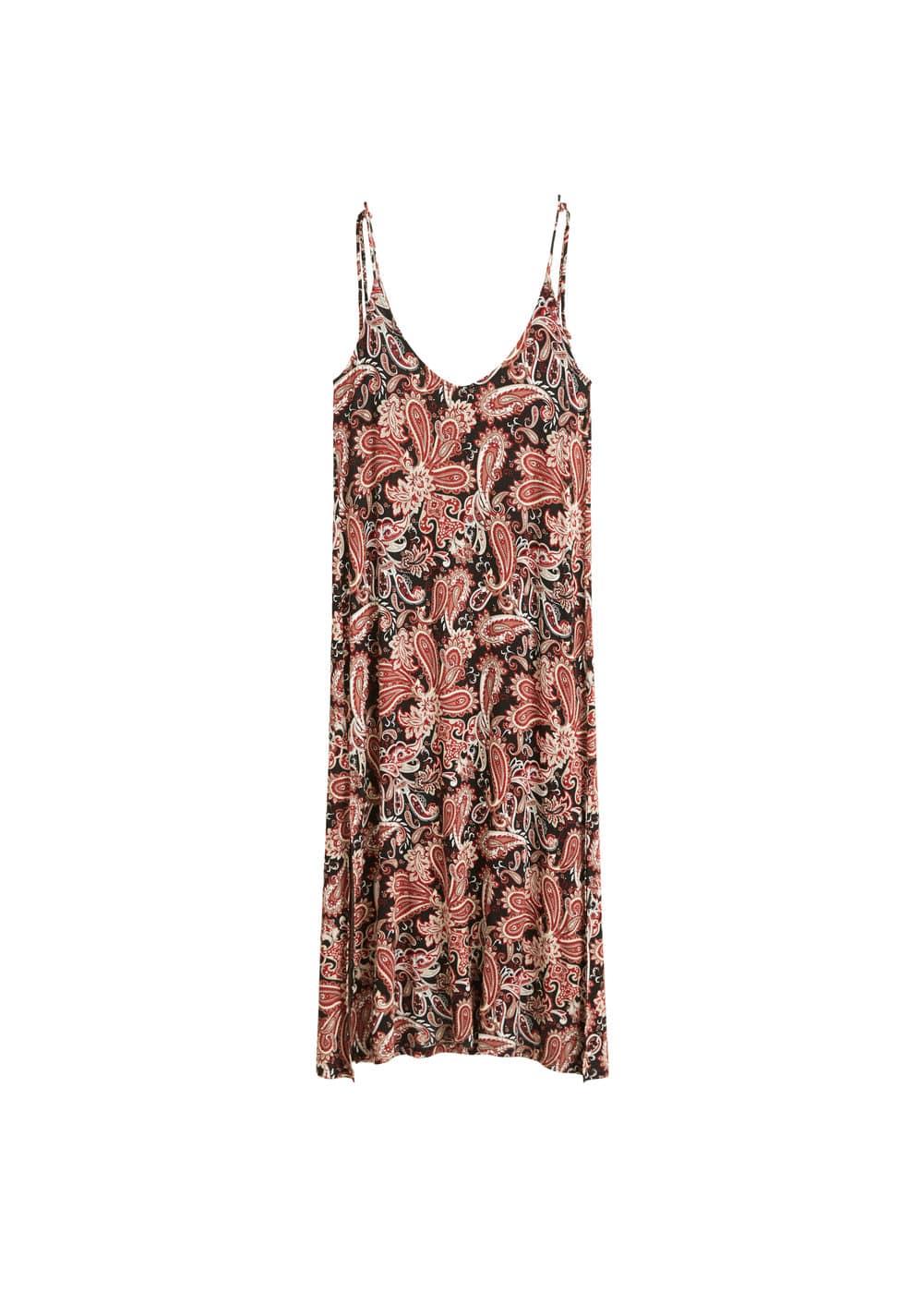 m-llestin:vestido tirantes estampado