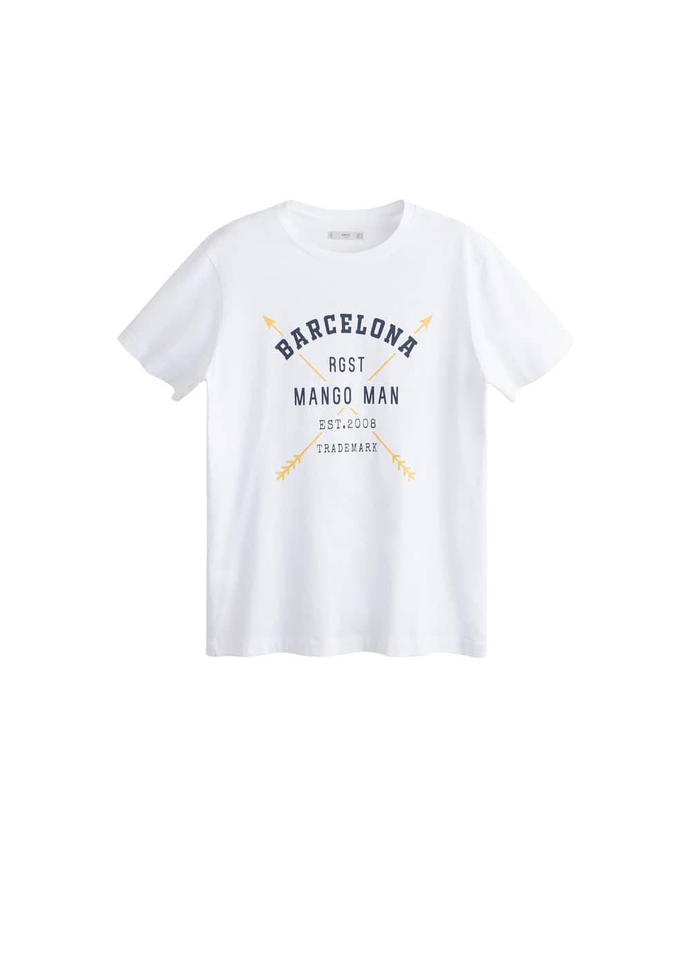 h-logohe-h:camiseta algodon estampado logo