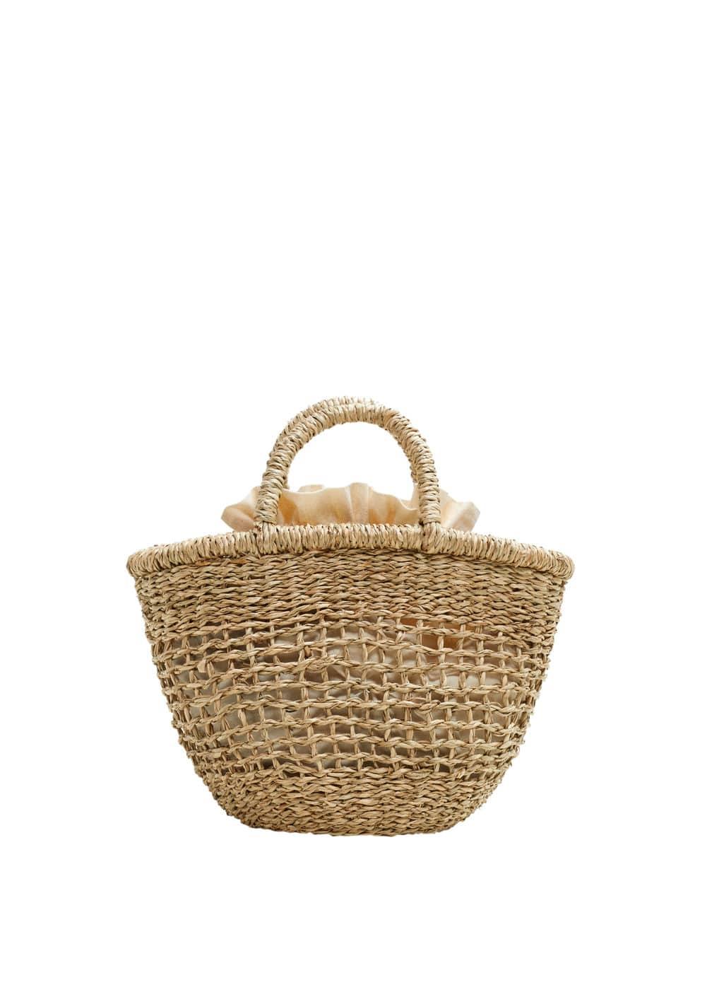 m-nila:mini capazo handmade