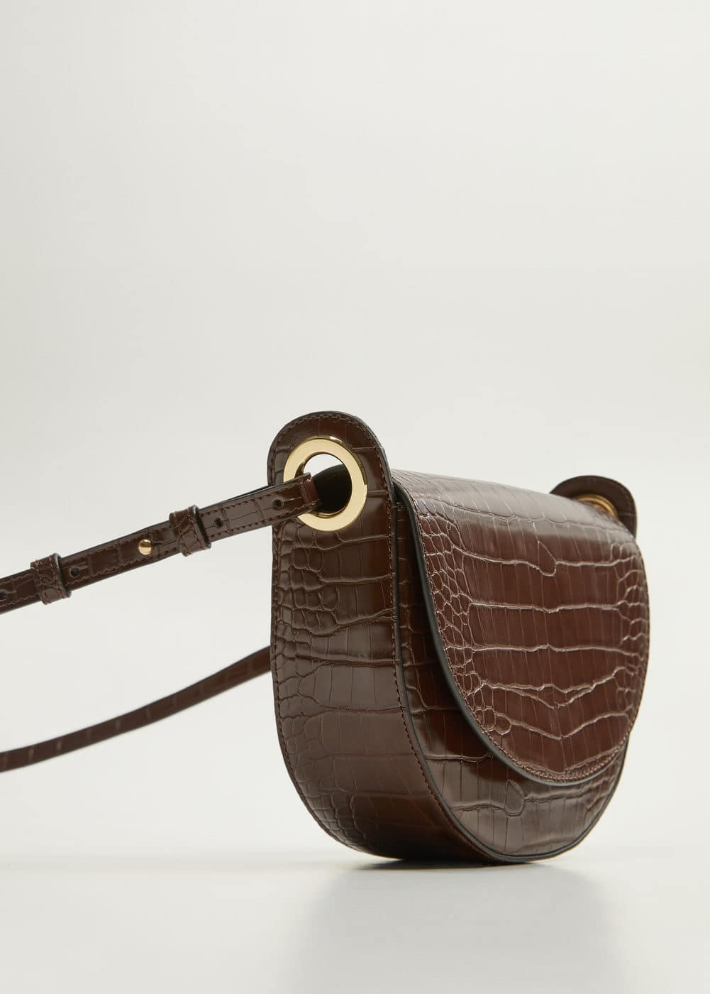 Petit sac à rabat -  Femme | Mango France