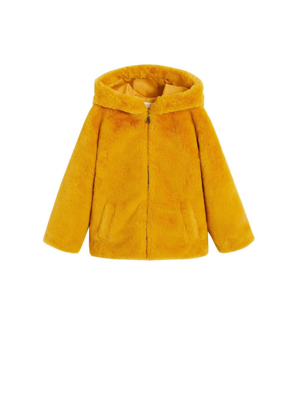 a-bolita:chaqueta pelo capucha