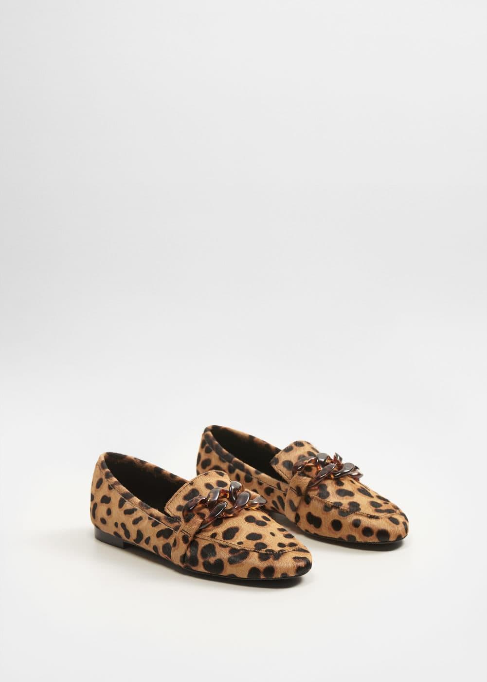 mocassim-com-efeito-de-pele-de-leopardo by mango