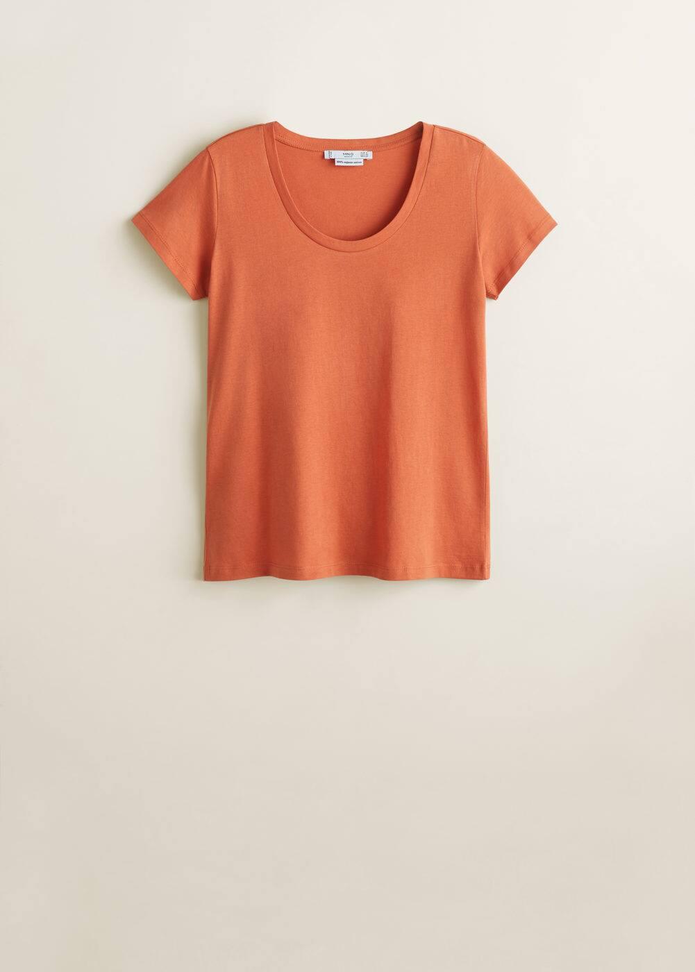 Mango - Camiseta algodón orgánico - 7